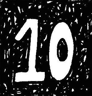 Misfit lettering 10