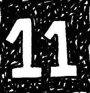 Misfit lettering 11