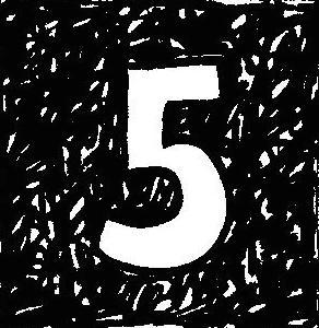 Misfit lettering 5