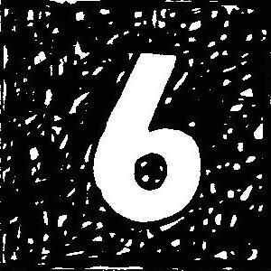 Misfit lettering 6